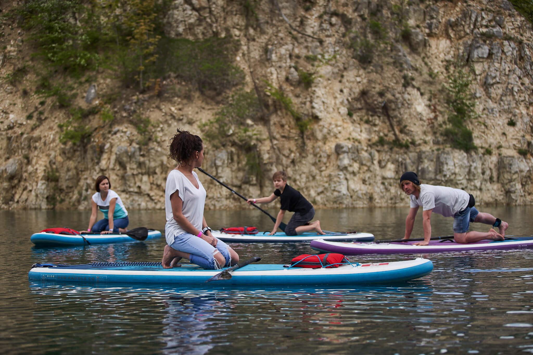 szkolenia traning sup paddleboard supkultura cracow poczatkujacy zaczynam przygode