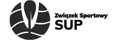 polski zwiazek sup stand up paddle deska partner logo