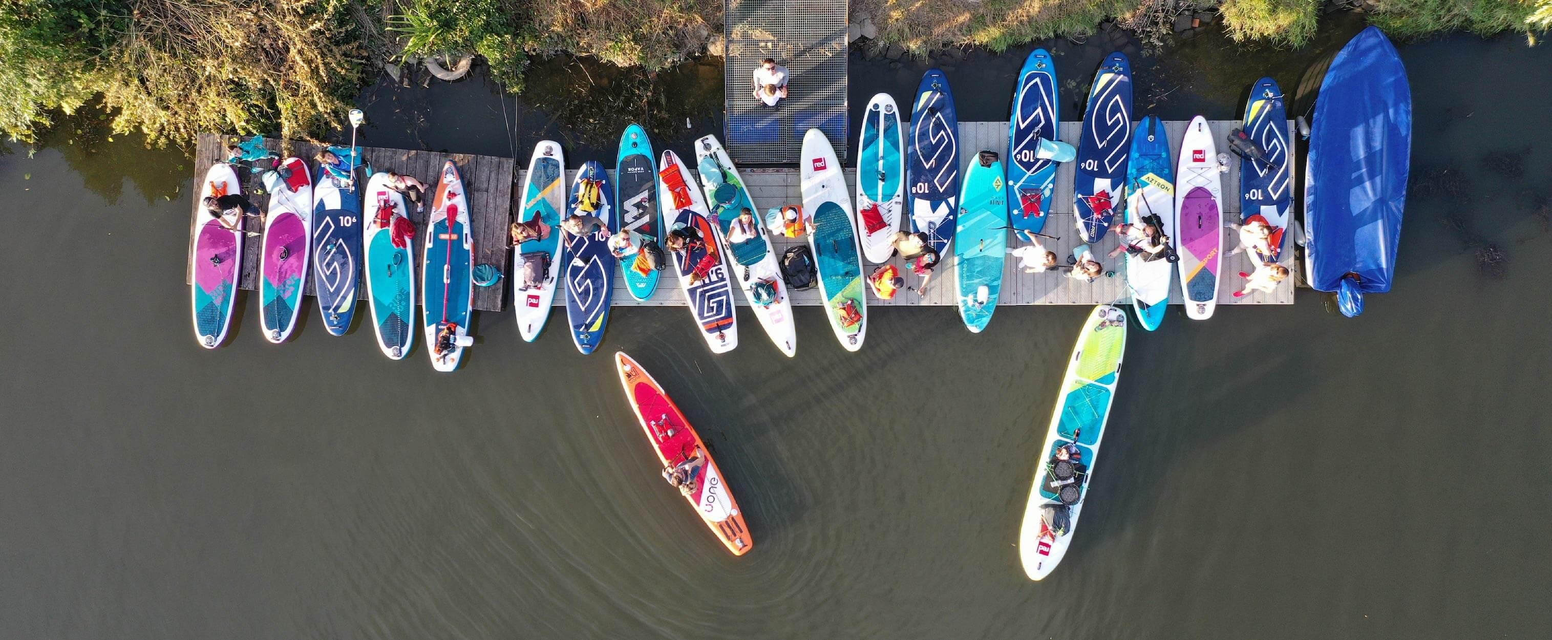 sup sklep kultura krakow centrum test stand up paddle